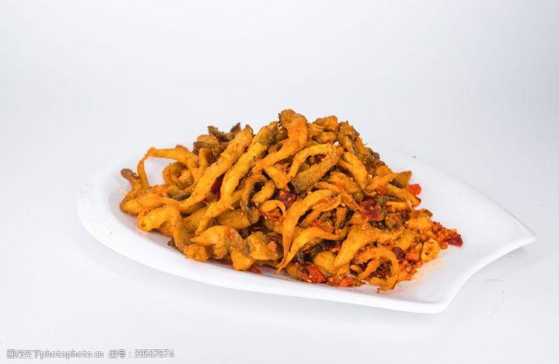干香蘑菇图片