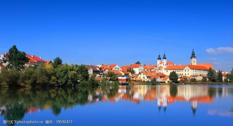 温馨图片捷克共和国都市风景图片