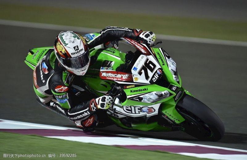 体育竞赛摩托车手图片