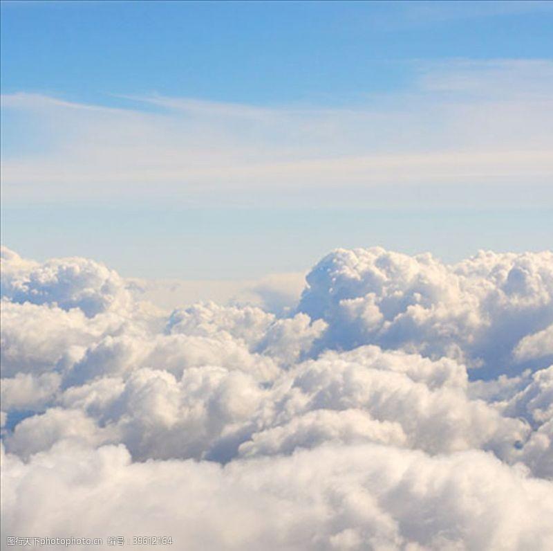 轮子天空与云海图片