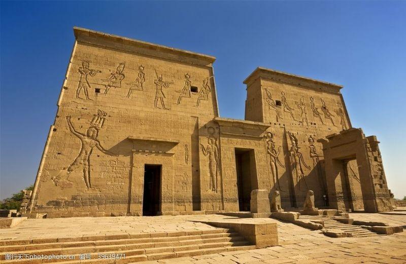 一带一路埃及金字塔狮身人面像图片