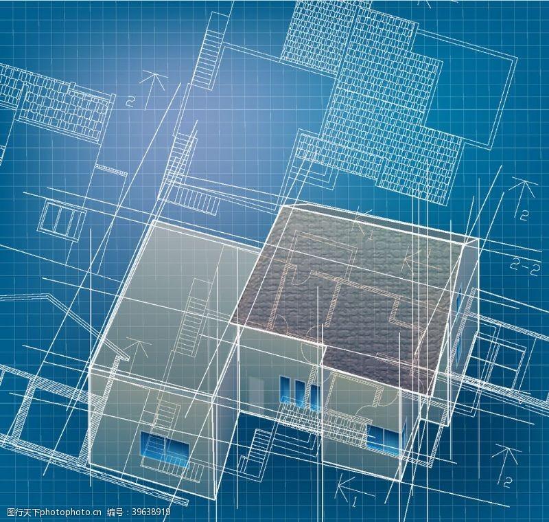 建筑海报建筑设计海报图片