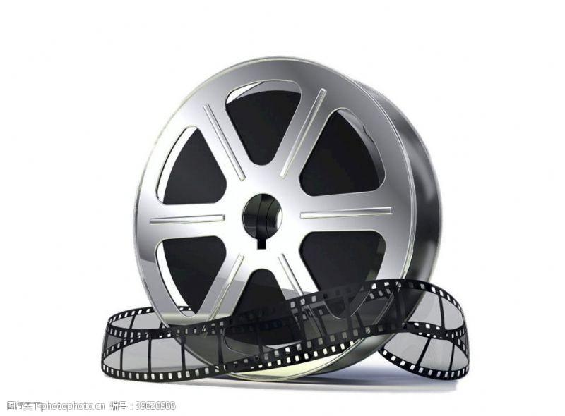 复古电影胶卷图片