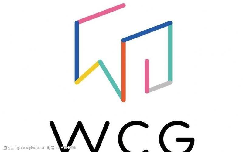 体育设计电子竞技WCG赛徽图片