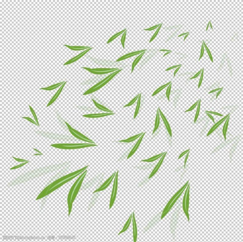 北欧简约植物素材图片