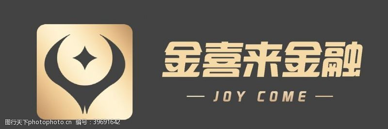 牛头金喜来金融logo图片