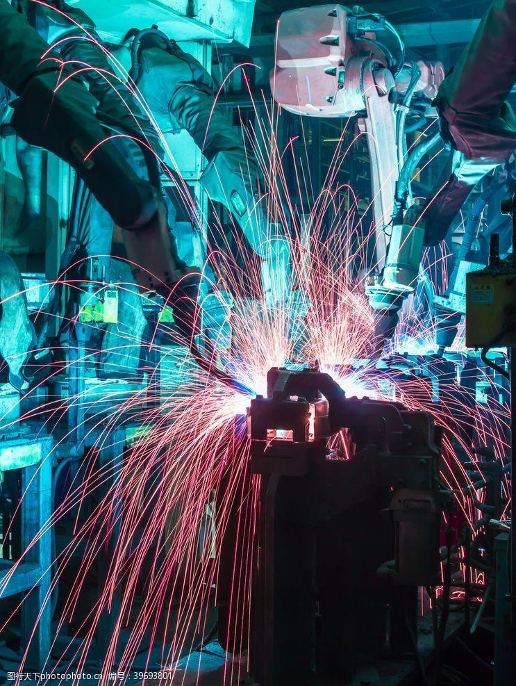 工业设计机械焊接图片
