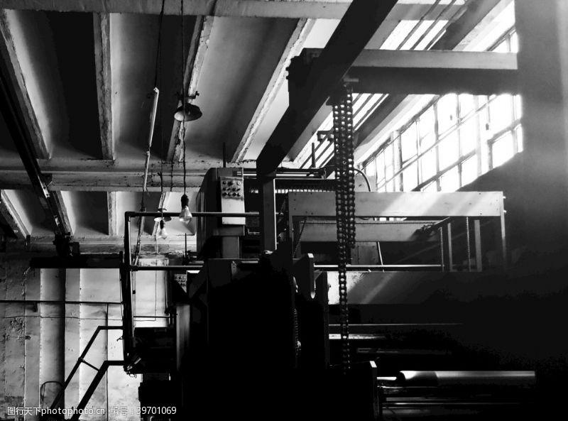重工业印刷机工业操作图片