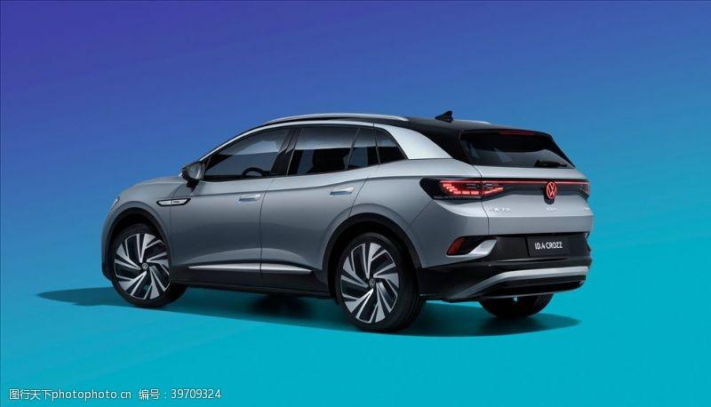 新能源汽车一汽大众ID4CROZZ图片