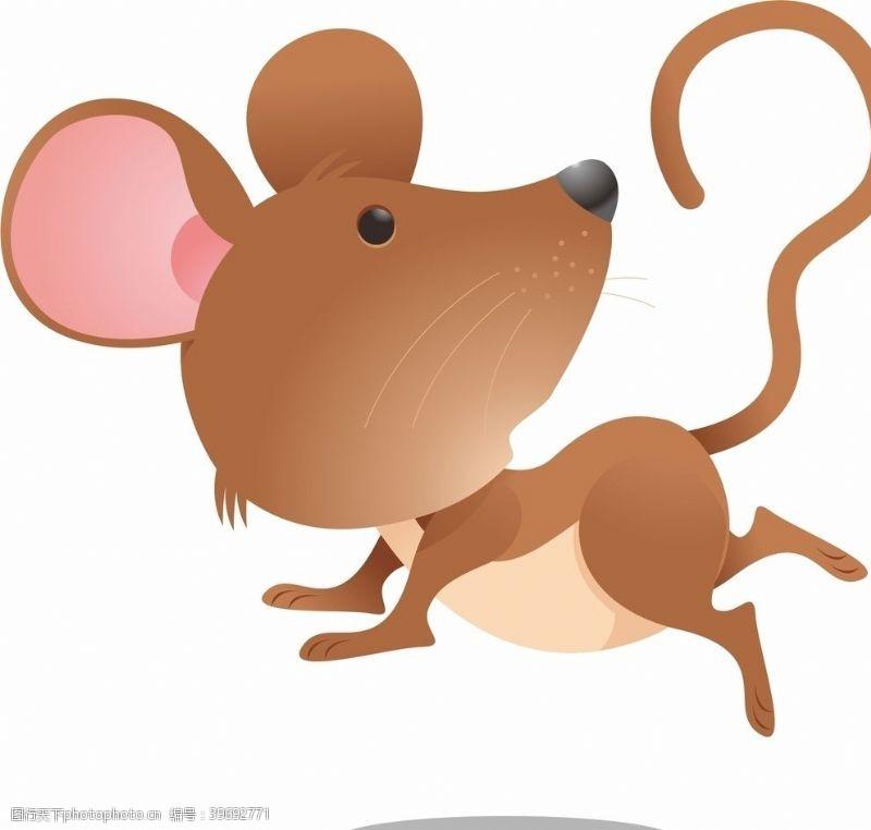 老鼠卡通小老鼠图片