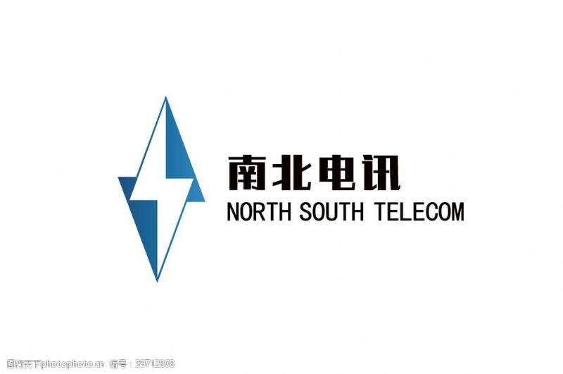 通信图标南北电讯logo图片