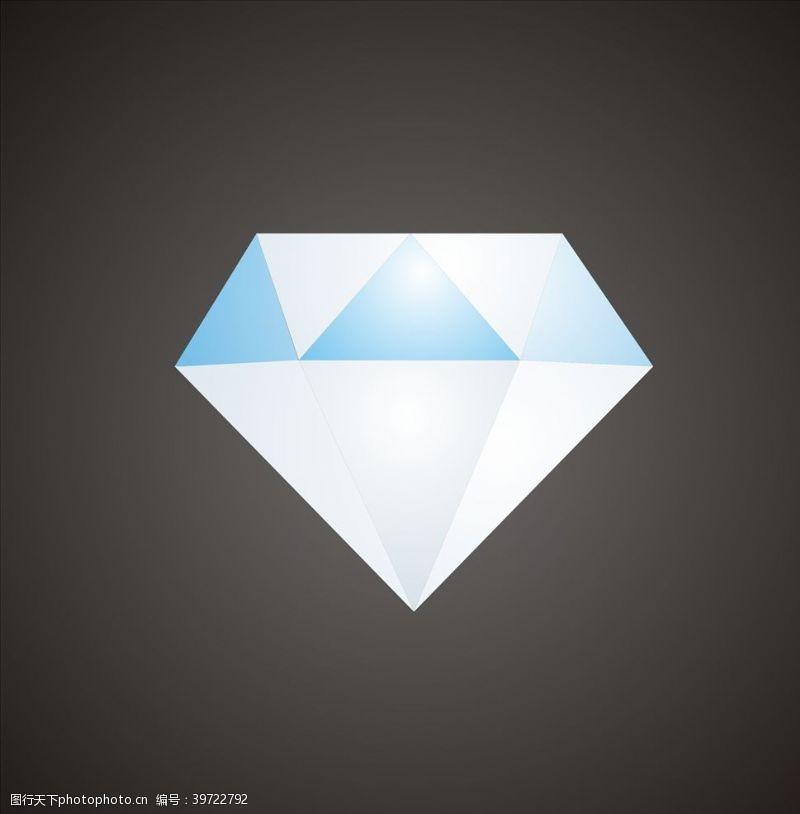 钻石广告砖石图片