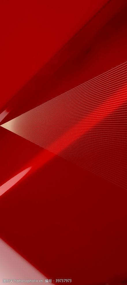 地产系列地产红色质感纹理背景图片