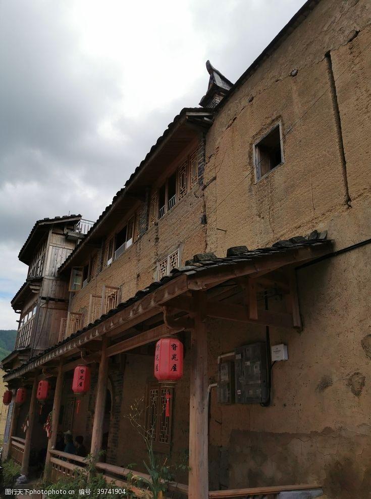 美丽乡村古村落图片
