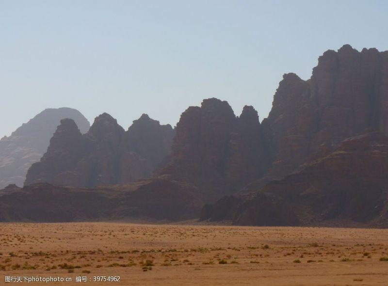 自助游瓦迪拉姆沙漠图片