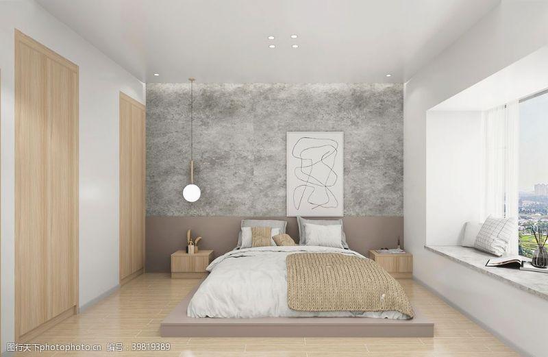 样板间卧室图片
