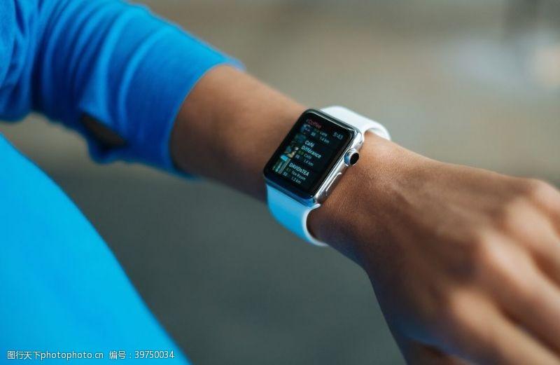 专柜智能手表图片