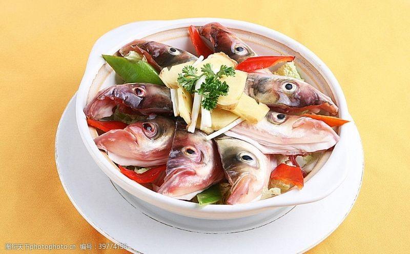 淮扬菜姜葱茸局鱼嘴图片