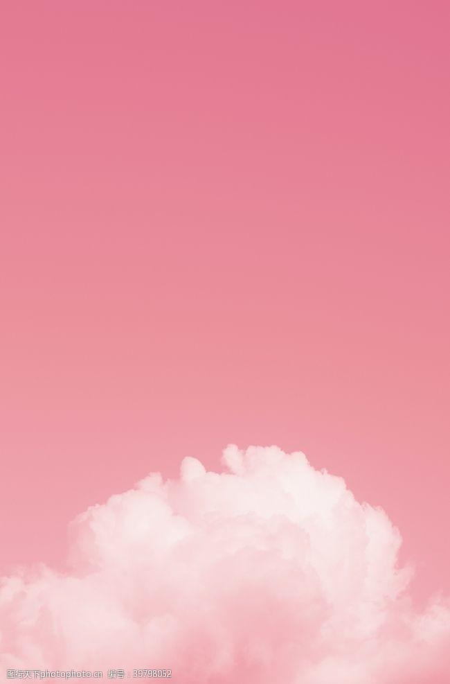 活力粉色背景图片