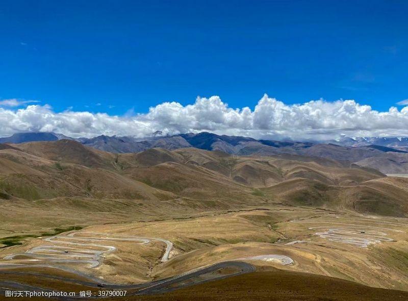 山脉摄影自然风光图片