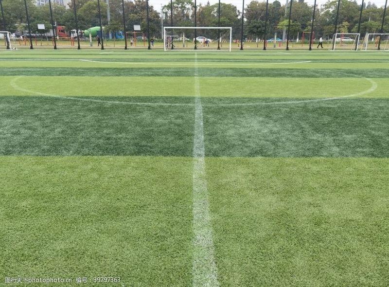 足球场草坪足球场图片
