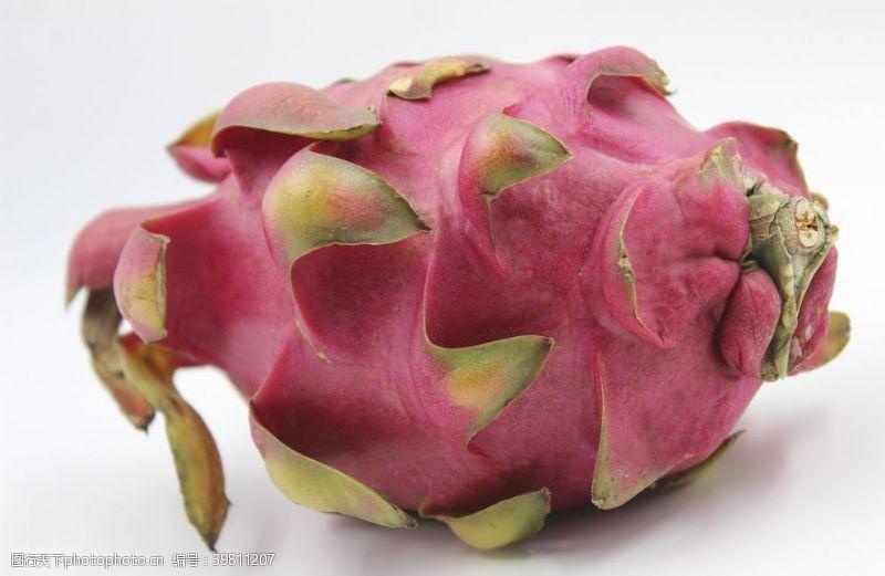食物原料火龙果图片