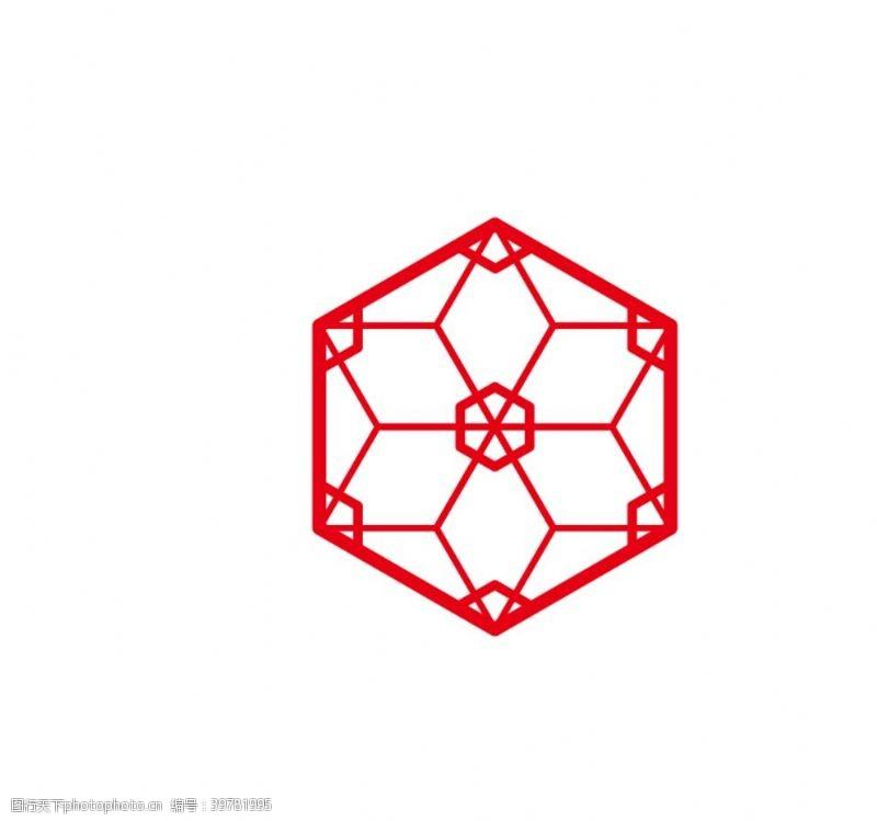 巴洛克风格菱形图案图片