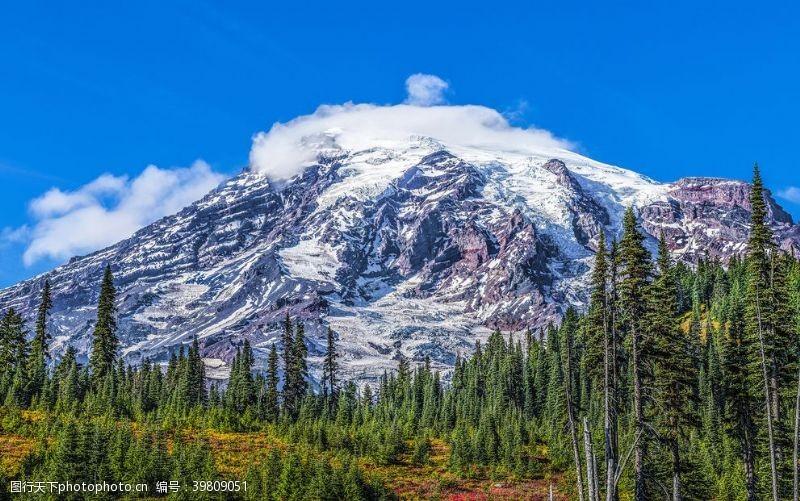 旅游风景山脉图片