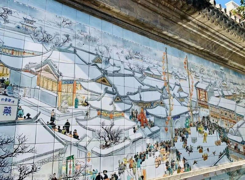 景点城市建筑天津图片