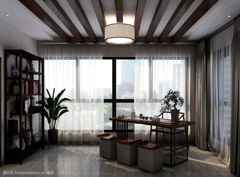卧室装修阳台设计图片