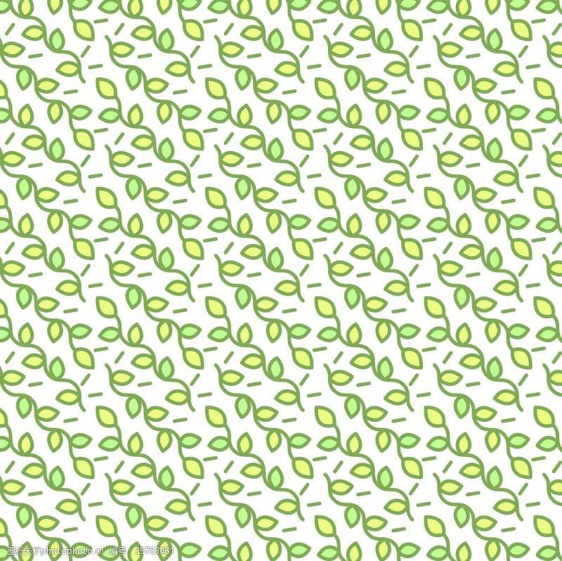巴洛克风格叶子纹图片