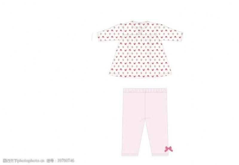 其他素材婴儿服装图片