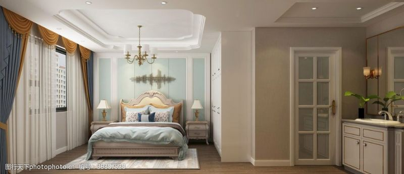 卧室设计卧室图片