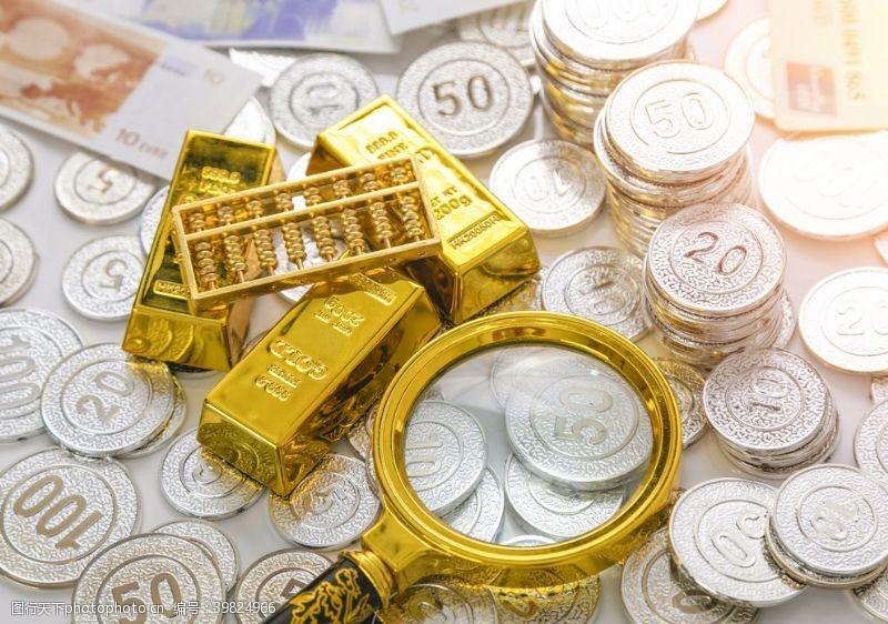 财富银行投资金币图片