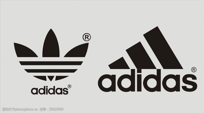 adidas阿迪达斯三叶草图片