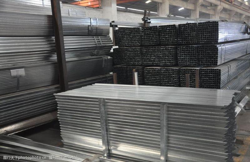 钢板不锈钢钢管烧焊半成品钢铁图片