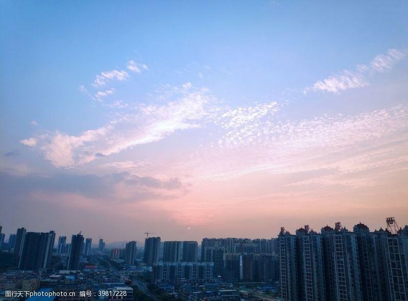 照片素材城市图片