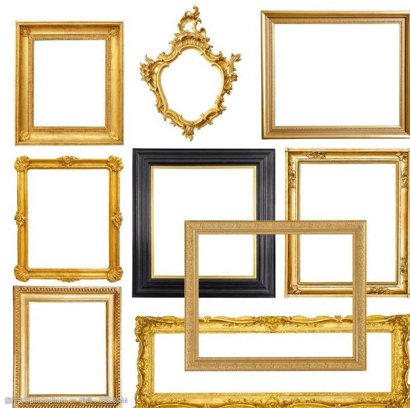 画框各种欧式相框图片