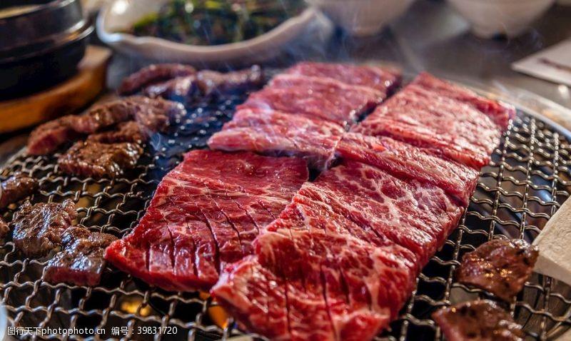 高清图烤肉图片