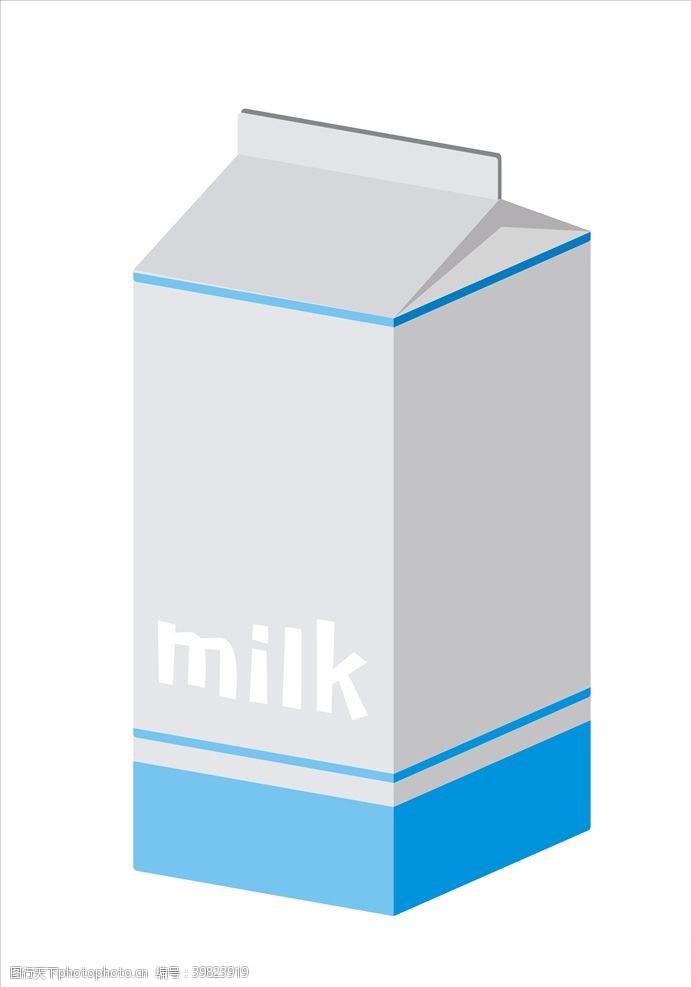 牛奶设计牛奶图片