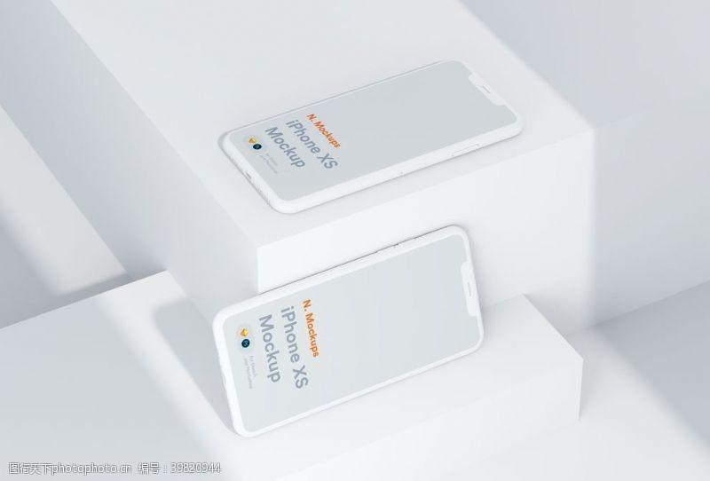 包装设计ui样机图片手机电脑