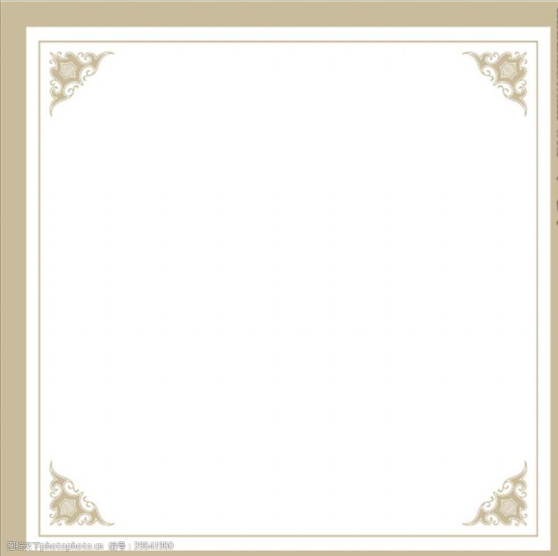 花纹边框边框花纹欧式图片