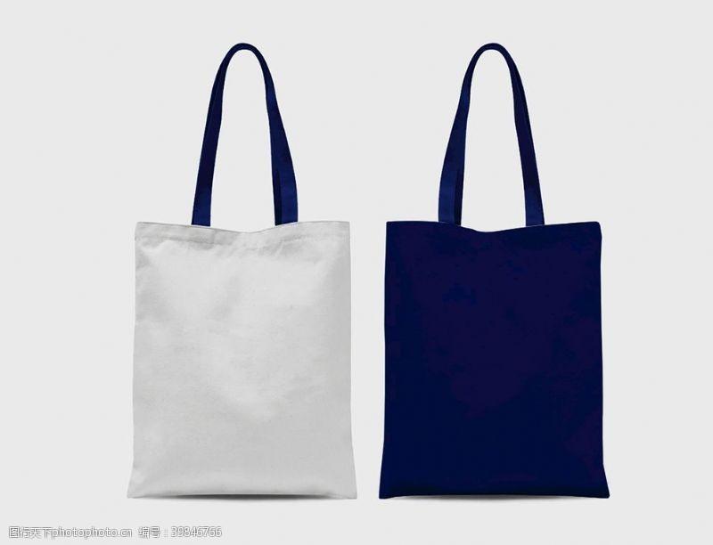 环保袋布袋子样机图片