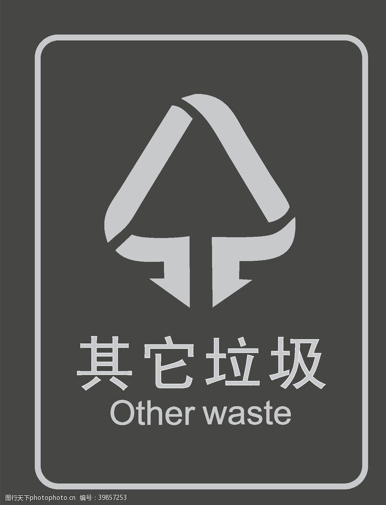 垃圾分类图片