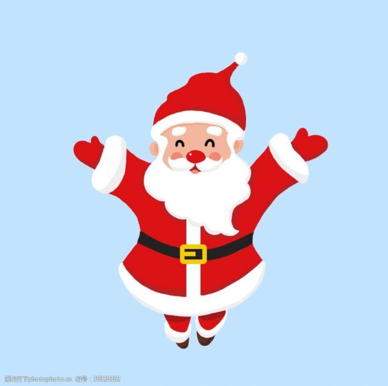 上元圣诞老人图片