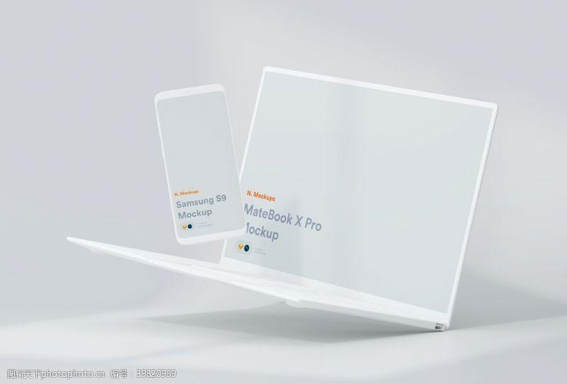 包装设计ui样机图片