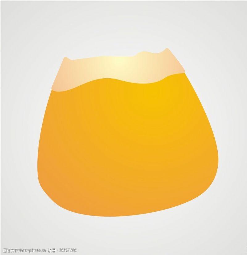 食物原料玉米粒矢量玉米图片