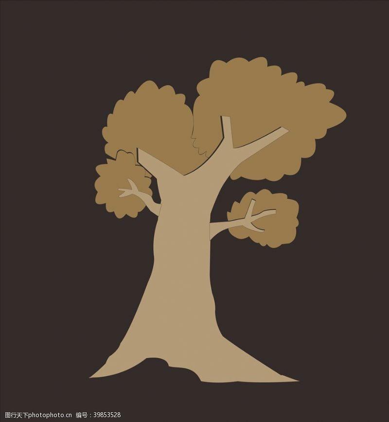 大树设计大树图片