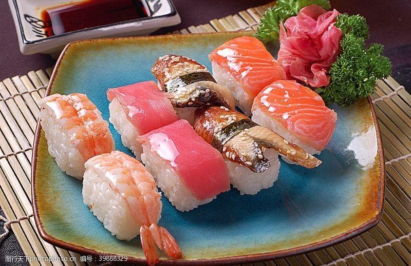寿司类握寿司综合图片