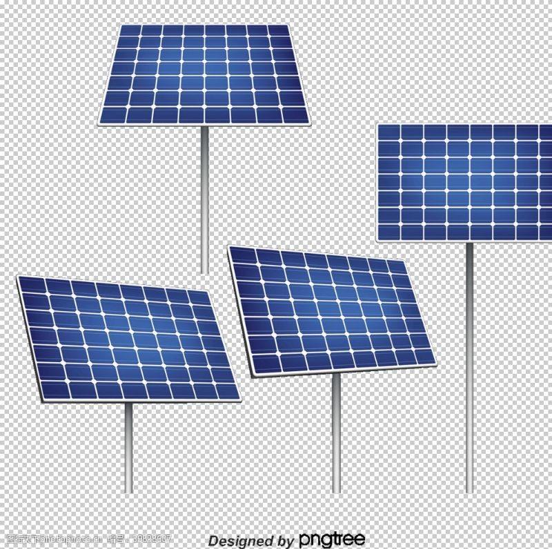 现代太阳能发电图片